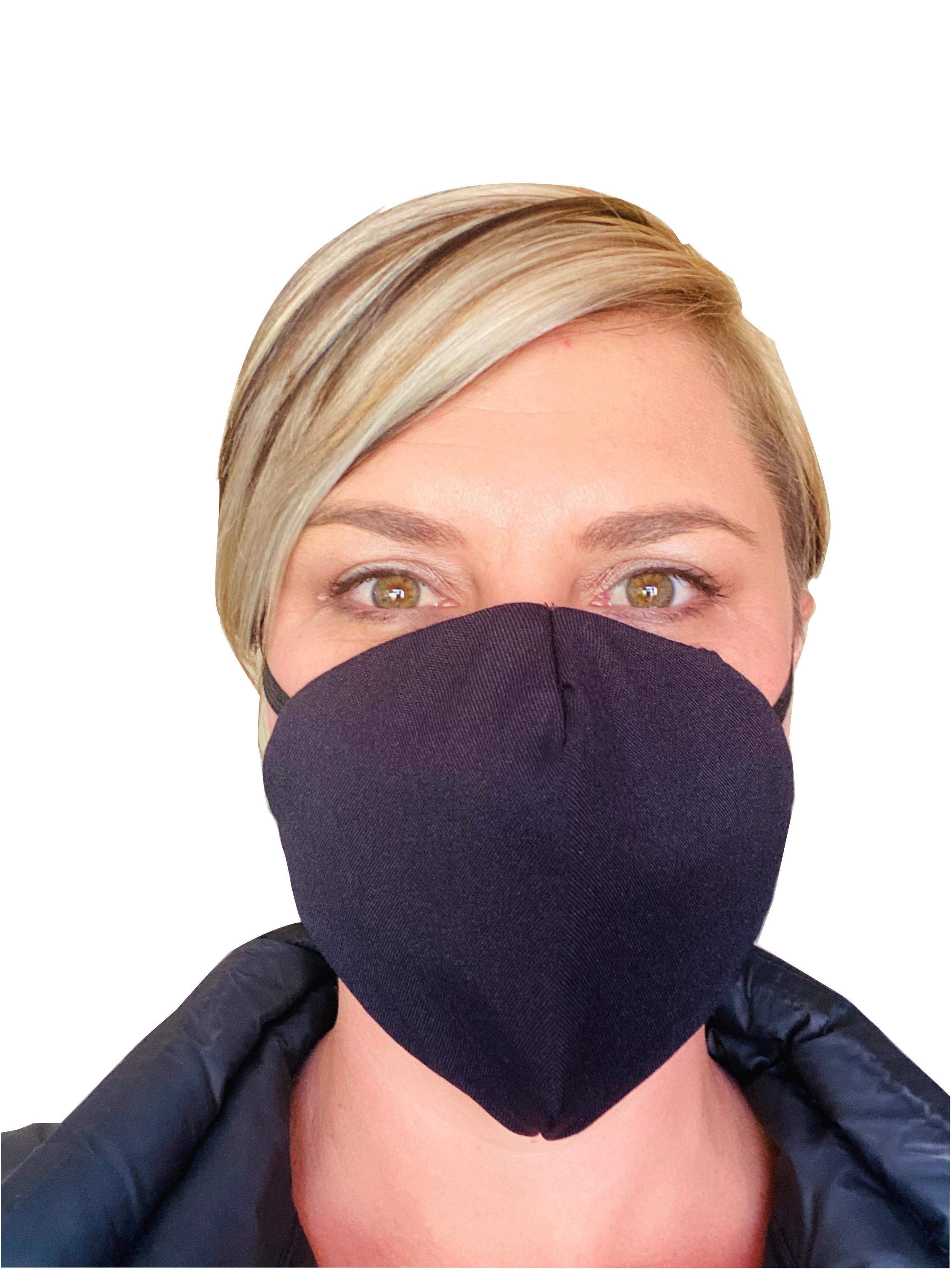 Plain Color Mask Image